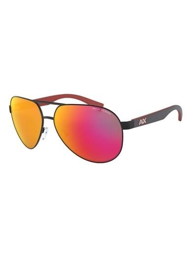 Armani Exchange Güneş Gözlüğü Siyah